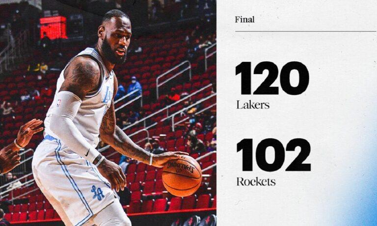 NBA: Νίκες για τους Λέικερς και τους Γουόριορς (vids)