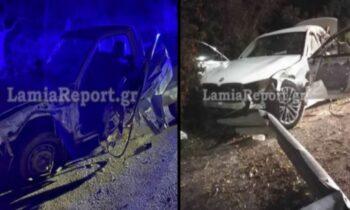 Φθιώτιδα: Μεθυσμένος οδηγούσε ανάποδα και χωρίς φώτα - Πανικός στην Εθνική Οδό