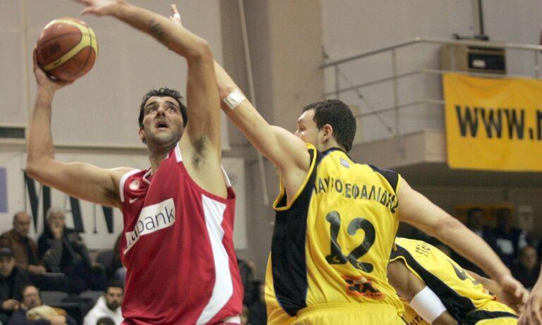 Μπουρούσης- Μαυροκεφαλίδης: Η πιο παλιά μονομαχία στην Basket League