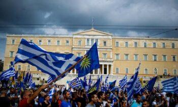 Δημήτριος Νάτσιος: «Δεν υπογράψαμε τίποτα! Συνορεύουμε με τα Σκόπια»