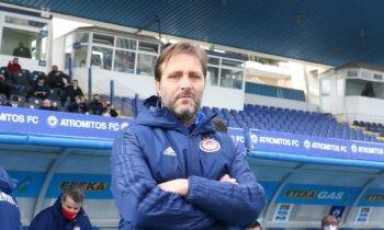 Μαρτίνς: «Να μην κάνουμε λάθη στο ματς με τον ΠΑΟΚ – Έχουν ενημερωθεί οι παίκτες που θα φύγουν»