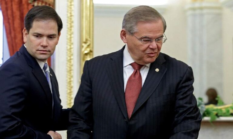 Τρομερά νέα επιφύλασε το βράδυ της Τετάρτης για την Ελλάδα, με την εκλογή του Ρόμπερτ Μενέντεζ νέου προέδρου στην επιτροπή διεθνών σχέσεων της Γερουσίας.