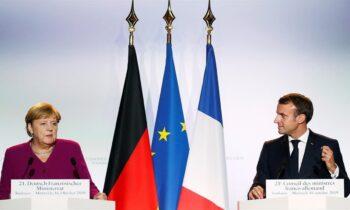 Ελληνοτουρκικά: Ιερή συμφωνία φαίνεται πως έχουν συνάψει η Γαλλία και η Γερμανία, αναφορικά με την πολεμική τους βιομηχανίας και τους πελάτες της.