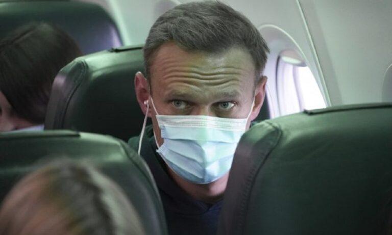 Ρωσία: Συνελήφθη ο Αλεξέι Ναβάλνι στο αεροδρόμιο