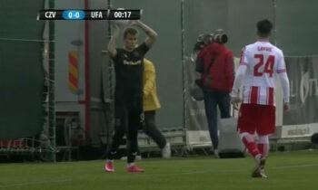 ΑΕΚ: Ο Νταντσένκο έπαιξε σήμερα στο φιλικό Ερυθρός Αστέρας-Ούφα! (vid)