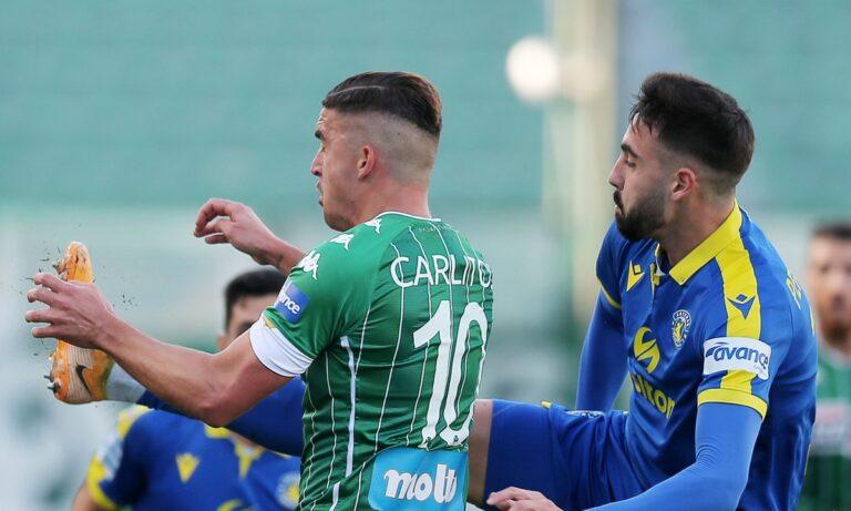 Παναθηναϊκός – Αστέρας Τρίπολης 0-0 (ΤΕΛΙΚΟ)