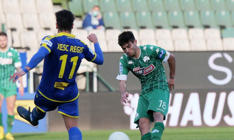 Παναθηναϊκός – Αστέρας Τρίπολης 0-0: Μισός, χλωμός και άσφαιρος