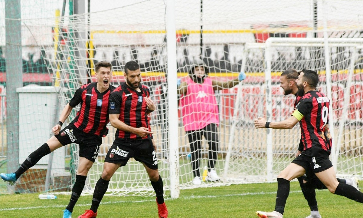 Super League 2: Νίκες για Λεβαδειακό, Παναχαϊκή, ισοπαλία στη Νίκαια, γκέλα τα Χανιά