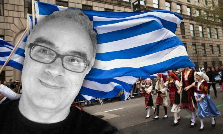 Δημήτρης Φιλιππίδης για Νίκο Παπαδογιάννη: «Φασιστικό να διαχωρίζεις τους Ελληνες σε εσωτερικού και εξωτερικού»