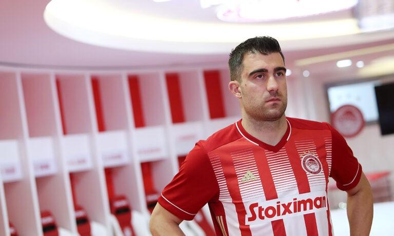Παπασταθόπουλος: «Ο Ολυμπιακός η μόνη ομάδα που με περίμενε» (vid)