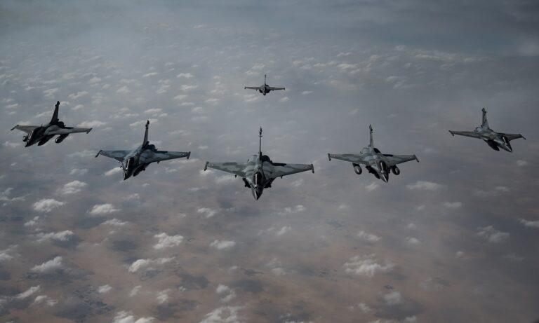 Τουρκία: Πανικόβλητοι σχεδιάζουν ασκήσεις τουρκικών F-16 με καταριανά Rafale για να τα μάθουν