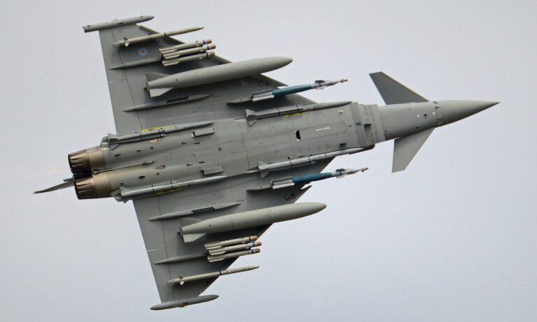 Πλήρης επιβεβαίωση του Sportime: Η Τουρκία θέλει Eurofighter