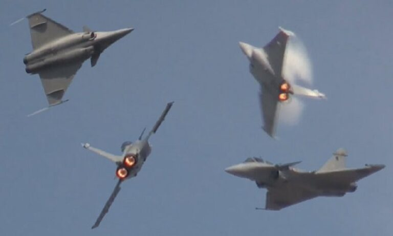 Rafale: Οι Τούρκοι παραδέχονται πως θα πονοκεφαλιάσουν – Θα μας διαλύσουν οι Meteor