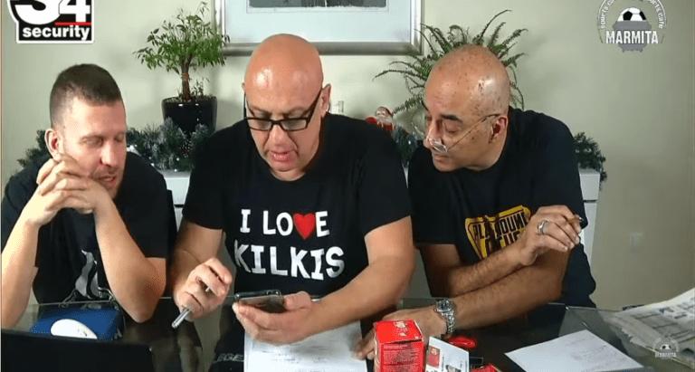 Απίστευτος Ραπτόπουλος: Εν ώρα αγώνα στέλνει μήνυμα στη γυναίκα του Γκαρσία για να κάνει αλλαγές!
