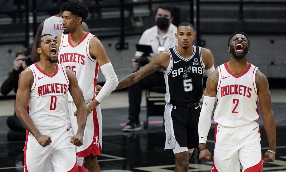 NBA αποτελέσματα: Οι Ρόκετς μπορούν και χωρίς Χάρντεν! (vids)