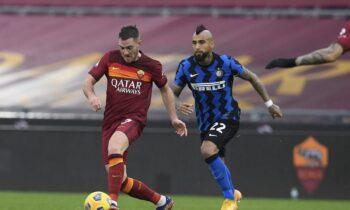 Serie A: Ισόπαλες οι Ρόμα και Ίντερ, σπουδαίες νίκες για Νάπολι, Λάτσιο