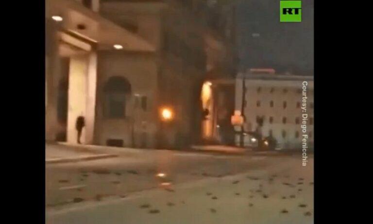 Ιταλία - Ρώμη: Νεκρά εκατοντάδες πουλιά, λόγω των πυροτεχνημάτων!