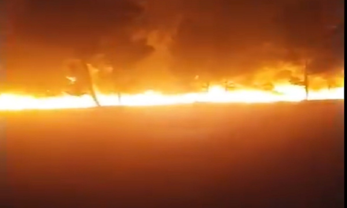 Ρωσικά drones προκάλεσαν ισχυρά πλήγμτα σε περιοχές λαθρεμπορίου πετρελαίου των υποστηριζόμενων από τους Τούρκους τζιχαντιστών μαχητών.