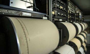 Σεισμός κοντά σε Αίγιο και Ναυπακτία
