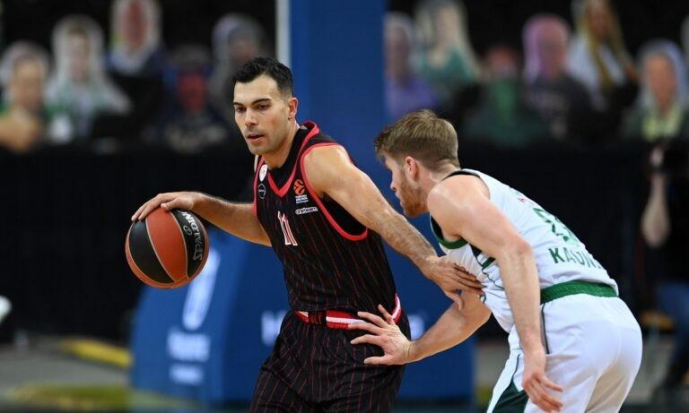 Ζαλγκίρις- Ολυμπιακός 81-79: Τα λάθη πληρώνονται