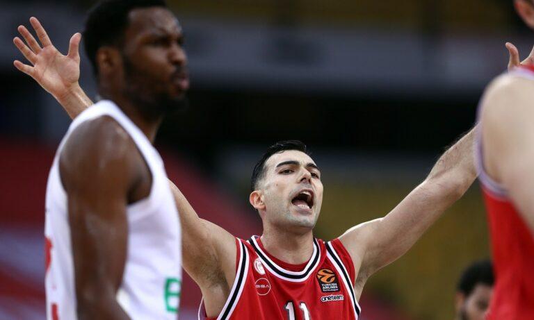 Ολυμπιακός- Μπάγερν 84-82: Νίκη χρυσάφι