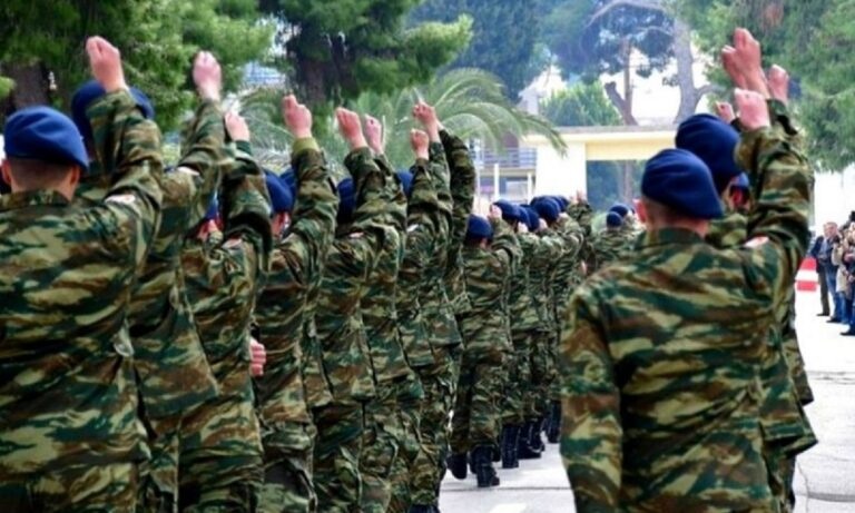 Στρατιωτική θητεία: Γιατί οι ανακοινώσεις της Κυβέρνησης είναι «αδειανό πουκάμισο»