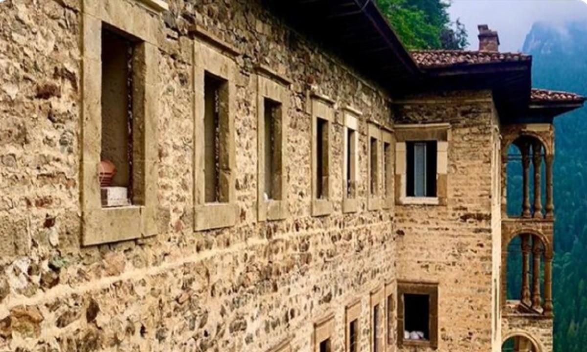 Παναΐα μ' ποίσον το θάμα σ': Οι Τούρκοι λένε την Παναγία Σουμελά τουρκικό μοναστήρι