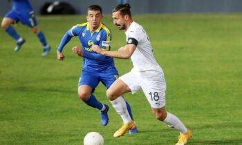 ΟΦΗ - Αστέρας Τρίπολης LIVE 0-1 (ΗΜΙΧΡΟΝΟ)