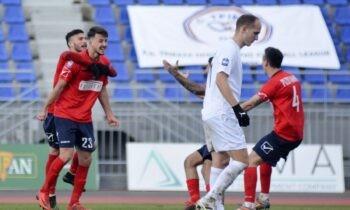 Super League 2: Καλπάζουν τα Τρίκαλα - Ισοπαλία στη Λιβαδειά - Νέα απώλεια βαθμών για Παναχαϊκή, Ιωνικό, Χανιά