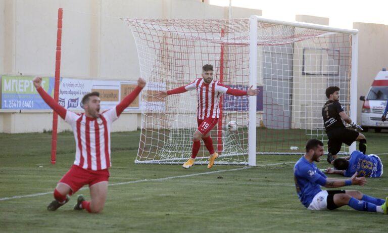 Super League 2: Στο 98′ η Ξάνθη νίκησε τον Ιωνικό – Ισοπαλία σε Λιβαδειά, Ρόδο