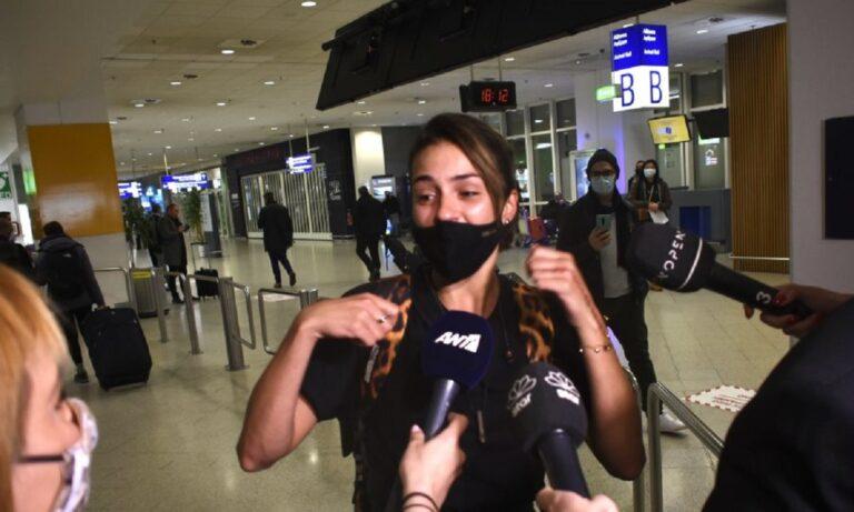 Survivor: Επέστρεψε στην Ελλάδα η Ταραμπάνκο