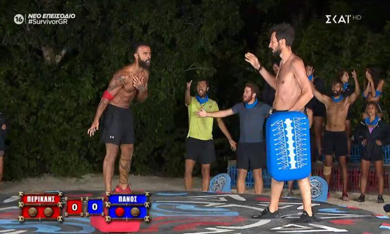 Survivor Highlights 27/1: Η σοκαριστική οργή του Περικλή και η νίκη που δεν αλλάζει (vid)