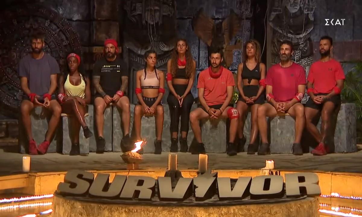 Survivor Highlights 18/1: Έφυγε η Κάτια, στα «μαχαίρια» οι Διάσημοι  – «Σα σκουλήκια δε μας φέρθηκε κανείς»(vid)