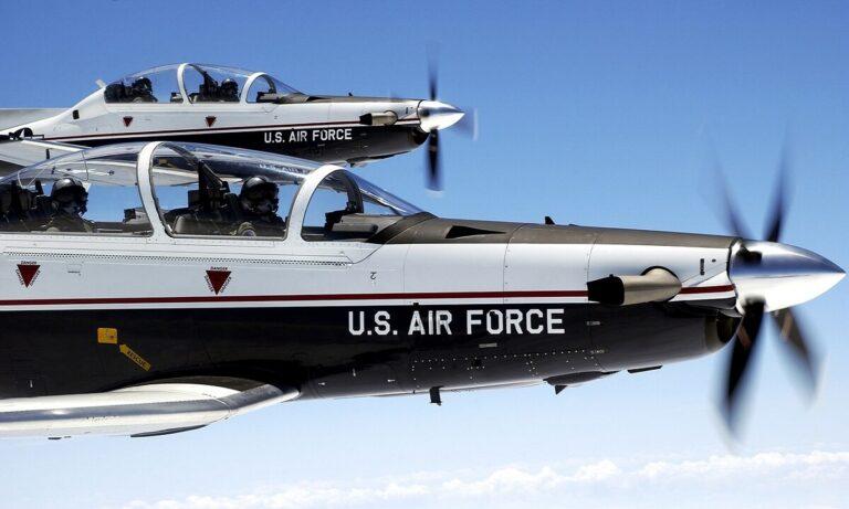 Βayraktar: Κίνηση ματ της Ελλάδας με τα T-6A Texan II – Tρεις φορές πιο γρήγορα