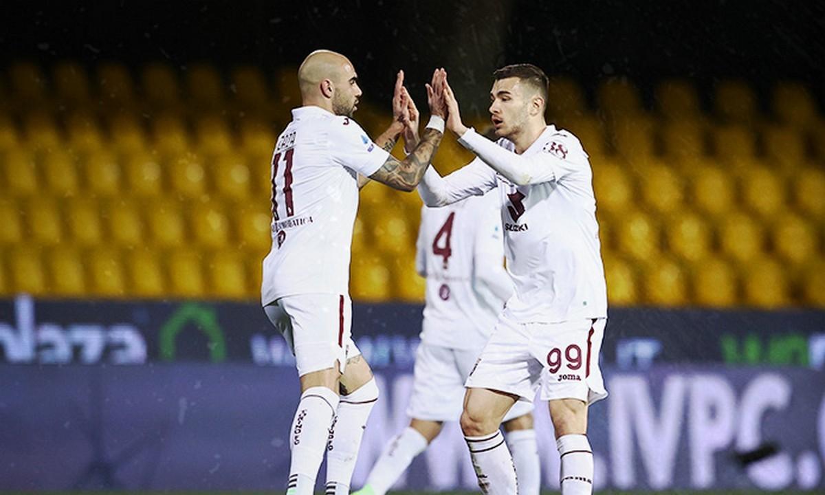 Μπενεβέντο – Τορίνο 2-2: Έσωσε την παρτίδα στο 90+3′ η «γκρανάτα»