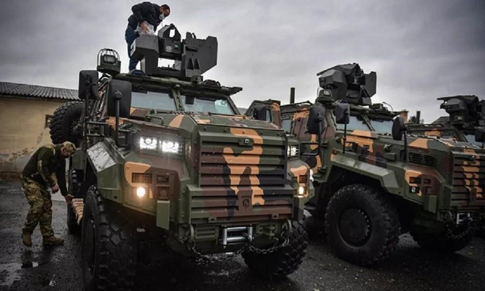 Η Τουρκία καλύπτει το κενό στο εμπόριο όπλων – Το «ολοκληρωμένο» πακέτο σε κράτη – παρίες
