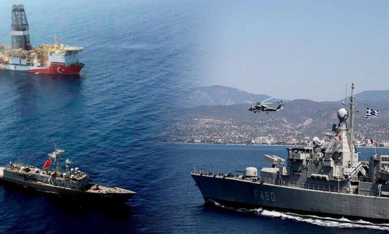 Ελληνοτουρκικά – Δημοσκόπηση: Ένας στους δύο Έλληνες έτοιμος για στρατιωτική σύγκρουση με την Τουρκία