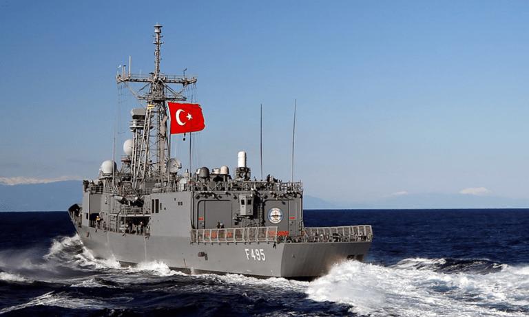 Ελληνοτουρκικά: Άσκηση της Τουρκίας με πραγματικά πυρά κοντά σε Θάσο και Σαμοθράκη