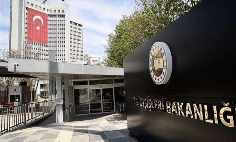 Θράκη: Άκρως προκλητική ανακοίνωση του Τουρκικού Υπουργείου Εξωτερικών