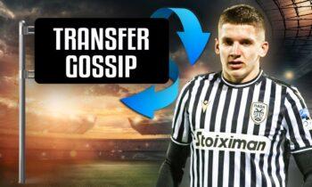 Transfer Gossip - Τζόλης: «Βουίζει» η Θεσσαλονίκη πως έφτασε μεγάλη πρόταση στον ΠΑΟΚ