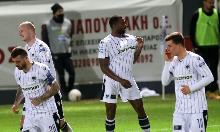 ΟΦΗ – ΠΑΟΚ: Ο Βαρέλα νίκησε τον Σωτηρίου για το 0-2 (vid)