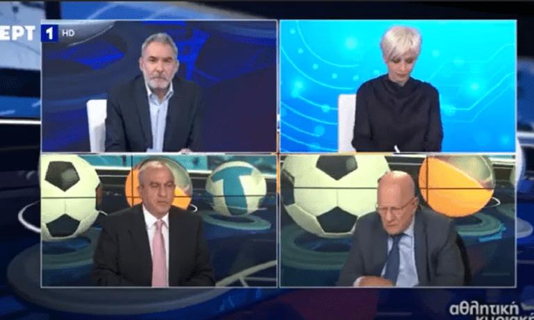 Βαρούχας για το ΠΑΟΚ – ΑΕΚ: «Αλάνθαστος ο διαιτητής – Χέρι ο Ελ Καντουρί»