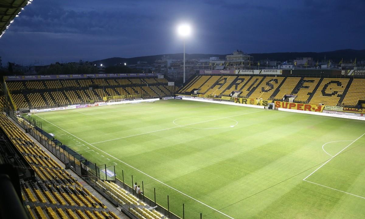 Super League 1: Τα φώτα σε «Βικελίδης» και ΟΑΚΑ!