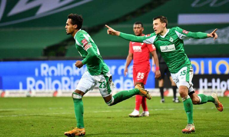 Bundesliga: Νίκη για Βέρντερ Βρέμης και… φουλ της ισοπαλίας στα υπόλοιπα ματς (vids)