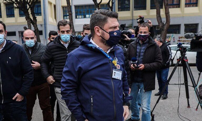 Κορονοϊός: Κρούσμα νοτιοαφρικανικής μετάλλαξης στην Ελλάδα! Εκτάκτως στη Θεσσαλονίκη ο Χαρδαλιάς