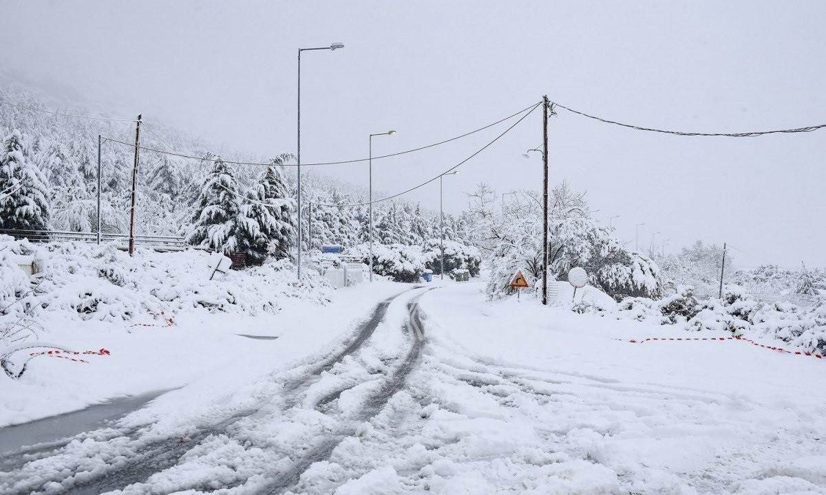 Καιρός 15/1: Πτώση της θερμοκρασίας και χιονοπτώσεις!