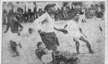 Δε ξέρουμε πως θα σας φαινόταν σήμερα αλλά τον Ιανουάριο του 1932 μια μικτή ομάδα παικτών ΑΕΚ, Παναθηναϊκού και Ολυμπιακού αντιμετώπισε τους «αιώνιους» της Τουρκίας!