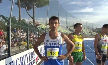 Αλέξανδρος Σπυριδωνίδης: Νέο ατομικό ρεκόρ στο έπταθλο!