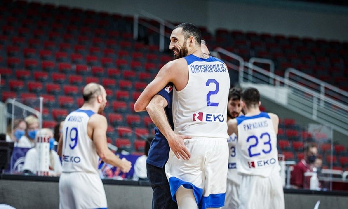 Εθνική ομάδα: Η συνέπεια στο Eurobasket