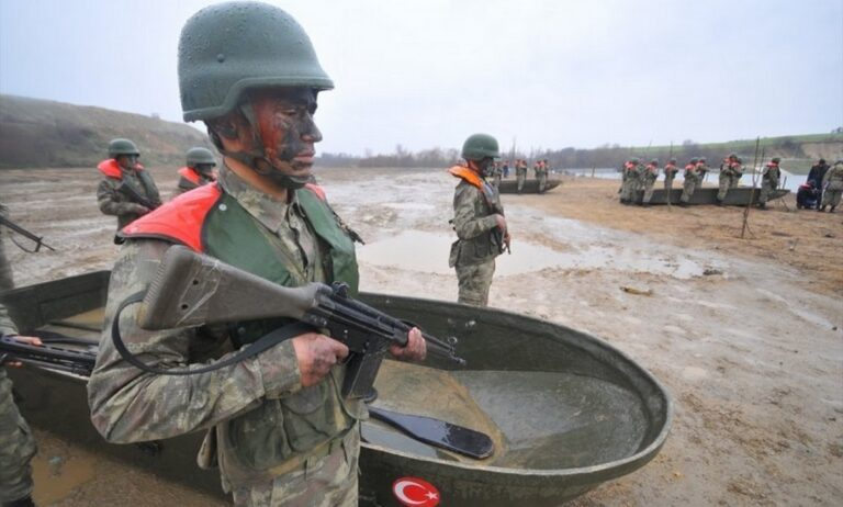 Ελληνοτουρκικά: Πρόκληση της Τουρκίας με άσκηση στην Ανατολική Θράκη- Βγάζουν άρματα μάχης!